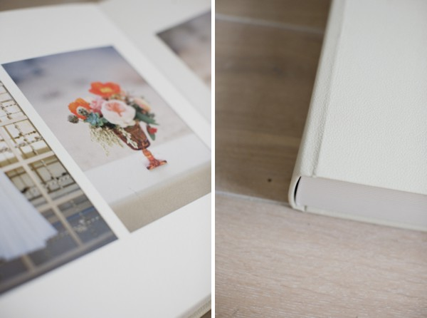 Queensberry-Matted-Tintoretto-Wedding-Album