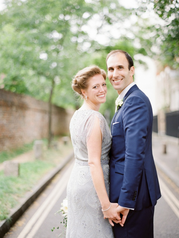 Jewish wedding photographer Fenton House London