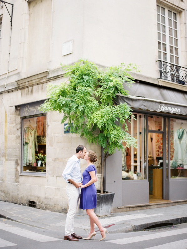 Paris Engagement Session by Pollly Alexandre