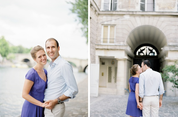 paris pre wedding engagement shoot